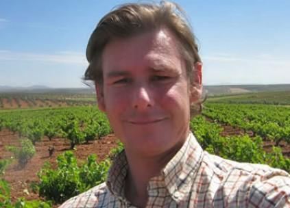 Winemaker Anders Vinding-Diers